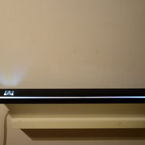F-503 Lastik Fitilli Üst Neon Alt Çip Led