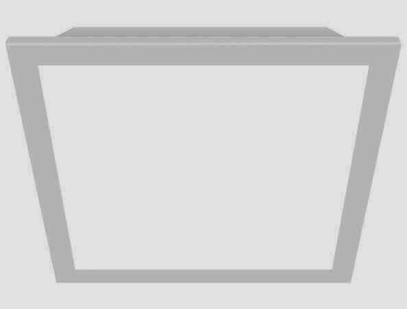 B-608 Sıva Altı Led Panel Armatür