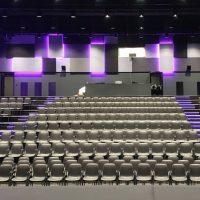 42 Maslak Oyun performansları merkezi salonu