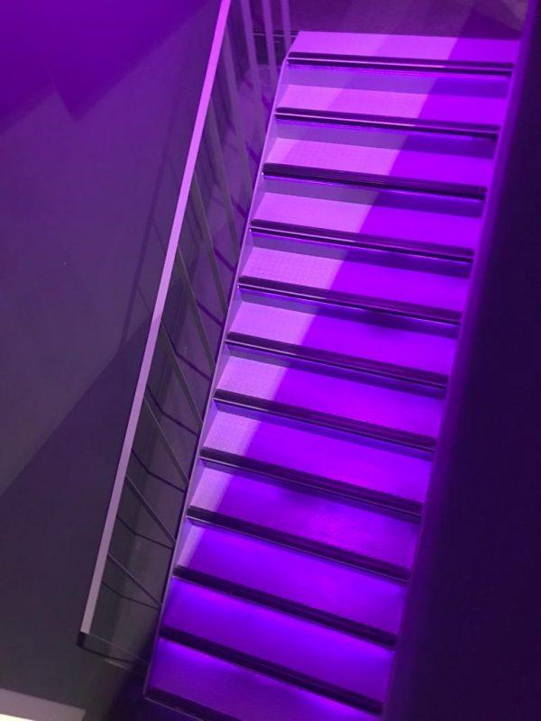 Merdiven Aydınlatması